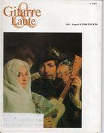 Revue De Musique -  Gitarre & Laute - N° 4 - 1986 - - Music