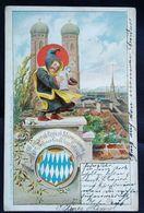DC1937 - Münchener Kindl - Kunstanstalt München Litho - Muenchen