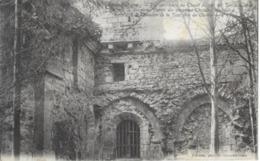 63  Eglise Bellaigue - Vue Extérieure Du  Chevet De Coté Des Tombeaux De Sire De Bourbon - France