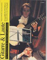 Revue De Musique -  Gitarre & Laute - N° 1 - 1990 - - Music