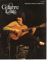 Revue De Musique -  Gitarre & Laute - N° 5 - 1989 - - Music