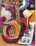 Revue De Musique -  Gitarre & Laute - N° 1 - 1989 - - Music