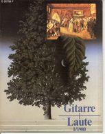 Revue De Musique -  Gitarre & Laute - N° 1 - 1980 - - Music