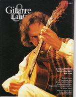 Revue De Musique -  Gitarre & Laute - N° 2 - 1995 - - Music