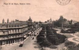 CPA - BUENOS-AIRES - Plaza 25 De MAYO … - Argentina