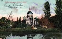 CPA - BUENOS-AIRES - JARDIN ZOOLOGICA … - Edition Carmelo Ibarra - Argentina