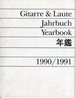 Revue De Musique -  Gitarre & Laute - Jahrbuch Yearbook 1990 1991 - Music