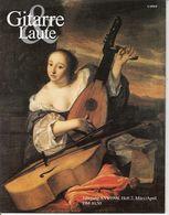 Revue De Musique -  Gitarre & Laute - N° 2 - 1994 - Music