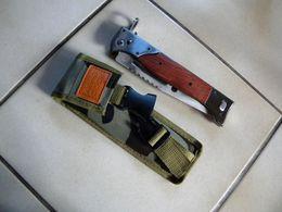 Baionnette Russe Ou Couteau De Chasse - Knives/Swords