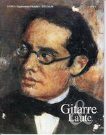 Revue De Musique -  Gitarre & Laute - N° 5 - 1993 - Music