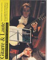Revue De Musique -  Gitarre & Laute - N° 1 - 1990 - Music