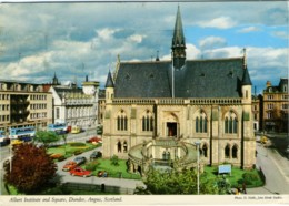 DUNDEE  ANGUS  SCOTLAND  Albert Institute And Square - Angus