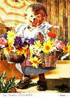Melki  N ° 318  Marchande De Fleurs - Mecki