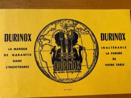 1 BUVARD DURINOX - Limpieza