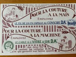 1 BUVARD POUR LA COUTURE D.A - Vestiario & Tessile
