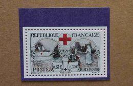 T5-F4 : 150 Ans De La Croix-Rouge Française - Neufs
