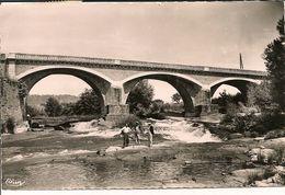 CPA 83 LES ARCS Le Pont Sur L'Argens En 1959 - Les Arcs