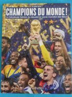 CHAMPIONS DU MONDE  2018  NEUF !!!!  ( 14 PHOTOS ) - Sport