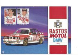 25475 - Tour De Corse Bastos Motul BMV Bernard Beguin Jean-Jacques Lenne (format 10 X 15) - Rallyes