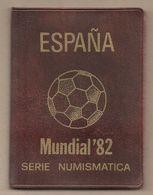 "Spagna - Serie Numismatica 1980 FDC Ms11 ""Mundial 82"" - Sets Sin Usar &  Sets De Prueba"