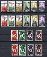 ESPAÑA 1280/9 En Usado. Cat.47 € - 1931-Today: 2nd Rep - ... Juan Carlos I