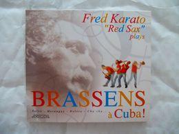 Georges BRASSENS Par FRED KARATO : Brassens à CUBA - 10 Titres - Musique & Instruments