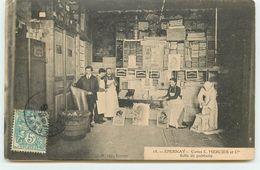 EPERNAY - Caves E. Mercier Et Cie - Salle De Publicité - Carte Recollée Vendue En L'état - Epernay