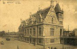028 558 - CPA - Belgique - Berchem - La Gare - Antwerpen