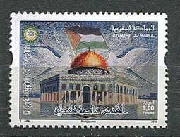 (lot 9) Maroc ** Al Qods, Capitale De La Palestine   - Année 2019 - - Maroc (1956-...)