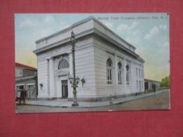 Marine Trust Company - New Jersey > Atlantic City  Ref 4160 - Atlantic City