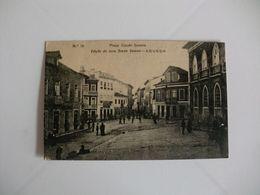 Postcard Postal Portugal Águeda Praça Conde Sucena - Aveiro