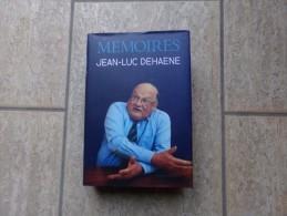Memoires Jean-Luc Dehaene, 2012, Kessel-lo, 958 Blz. - Livres, BD, Revues