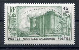 RC 17839 Nelle CALÉDONIE COTE 20€ N° 175 ANNIVERSAIRE DE LA REVOLUTION LA BASTILLE NEUF * TB  MH VF - Nueva Caledonia