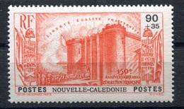 RC 17841 Nelle CALÉDONIE COTE 20€ N° 177 ANNIVERSAIRE DE LA REVOLUTION LA BASTILLE NEUF * TB  MH VF - Nueva Caledonia