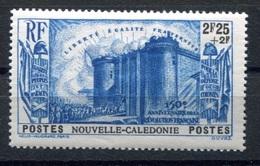 RC 17843 Nelle CALÉDONIE COTE 20€ N° 179 ANNIVERSAIRE DE LA REVOLUTION LA BASTILLE NEUF * TB  MH VF ( VOIR DESCRIPTION ) - Nueva Caledonia