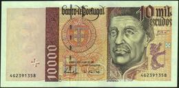 PORTUGAL - 10.000 Escudos 10.07.1997 UNC P.191 B(2) - Portugal