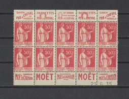 FRANCE.  YT  N° 283a  Neuf **  1932 - 1932-39 Paix