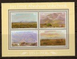 SOUTH AFRICA, 1978 Mi BL 6** Landscapes [3246] - África Del Sur (1961-...)