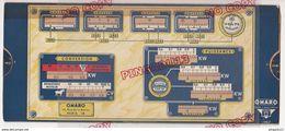 Au Plus Rapide Règle Calcul Conversion électricité Omaro Années 40-50 - Documentos Antiguos