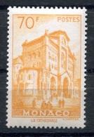 RC 17854 MONACO COTE 13€ N° 488 - 70F VUE DE LA PRINCIPAUTÉ NEUF ** TB  MNH VF - Mónaco