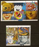 GREAT BRITAIN 1991 Mi 1327-36** Greeting Stamps [L 473] - Non Classés