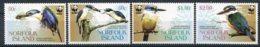 Norfolk     Oiseaux    836/839 ** - Other