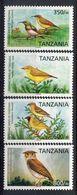 Tanzanie       3417/3420 ** - Birds