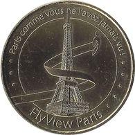 2018 MDP179 - PARIS - Paris Comme Vous Ne L'avez Jamais Vu / MONNAIE DE PARIS - 2018