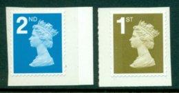 GREAT BRITAIN  2006 Mi 2438-39** Queen Elizabeth II [A1610] - Familles Royales