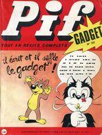 Pif Gadget N°102 - Teddy Ted - Les Pionniers De L'Espérance - Pif Gadget