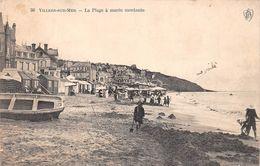 ¤¤  -  VILLERS-sur-MER   -   La Plage à Marée Basse   -   ¤¤ - Villers Sur Mer