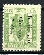 GUINEA **259B Nuevo Sin Charnela. Cat.10 € - Spanish Guinea