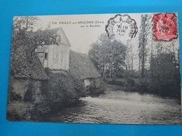 18 ) Vailly-sur-sauldre N°210 - Ancien Moulin Sur La Sauldre - Année 1935 : EDIT : Merlin - Autres Communes