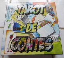 JEU: LE TAROT DES CONTES (JEU DES CEMEA DE MAYOTTE) 120 CARTES- 2013 - Juegos De Sociedad
